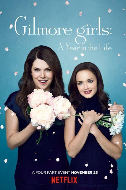 Novos Posteres De Gilmore Girls A Year In The Life Foram