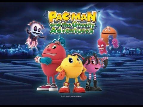 Pac-man e As Aventuras Fantasmagóricas -Sugestões De Jogos - Game player .