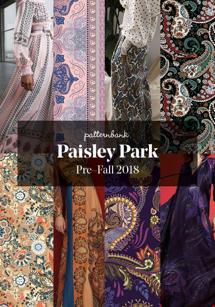 Pre-Fall 2018 Print and Pattern Highlights - Part 1