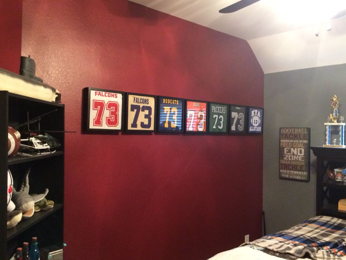 football jersey keep sake in shadow boxes football pinterest football jersey keep sake in shadow boxes