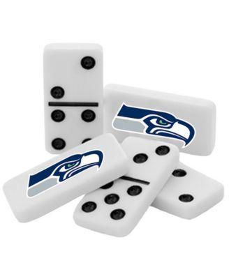 MasterPieces Seattle Seahawks Dominoes