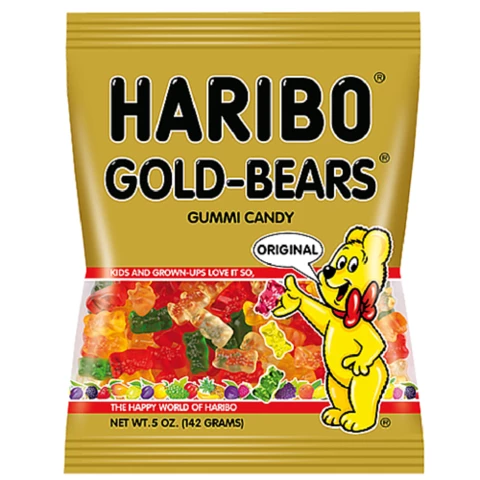 Hairbo Goden Bear Google Search Haribo Gold Bears Haribo Gummy Candy