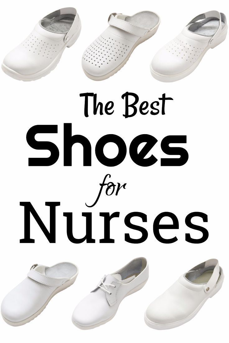 Healthcare Footwear The 5 Best Shoes For Nurses With Images