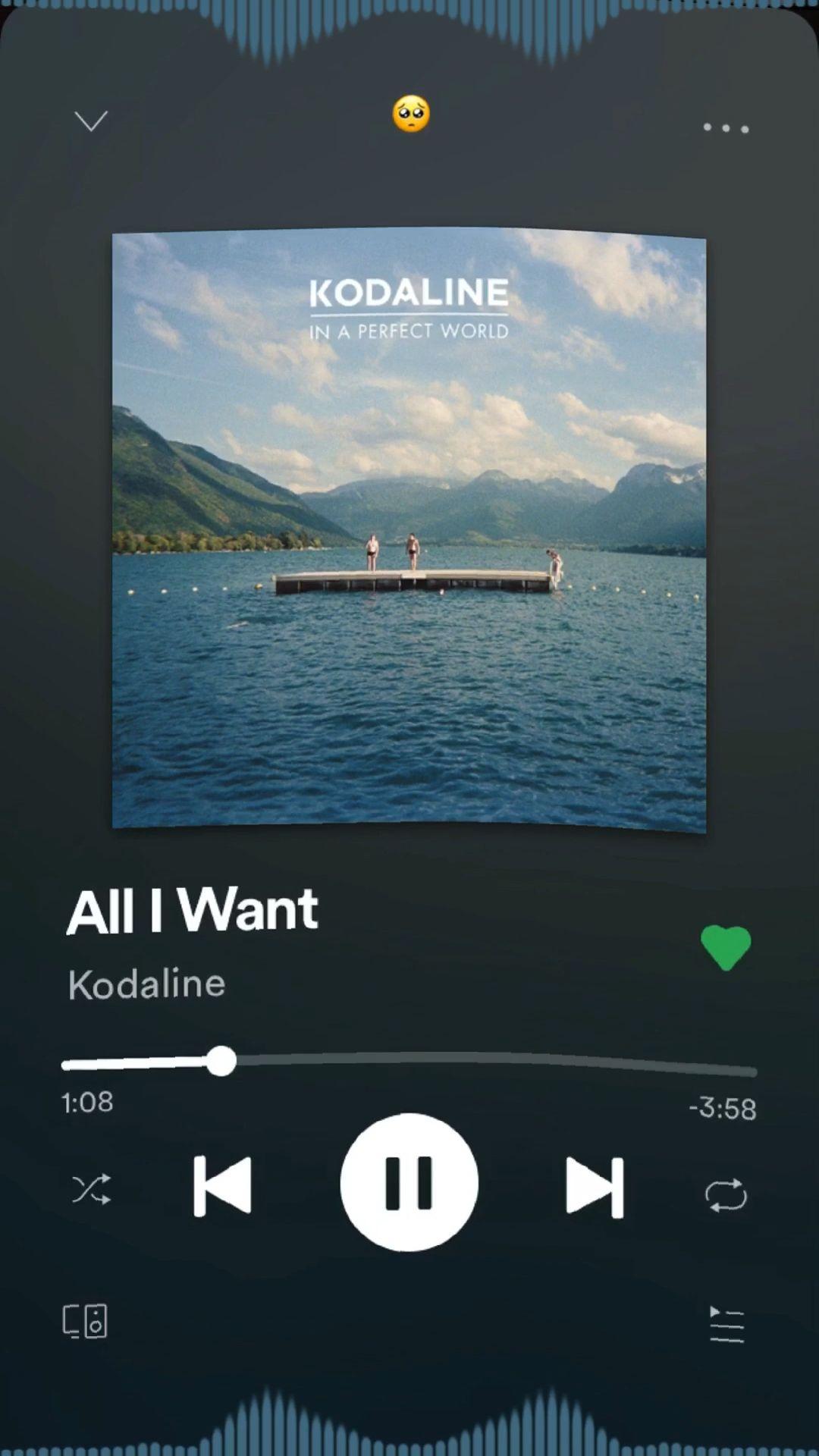 All I Want Kodaline Kodaline Lyrics Love Songs Lyrics Music Lyrics