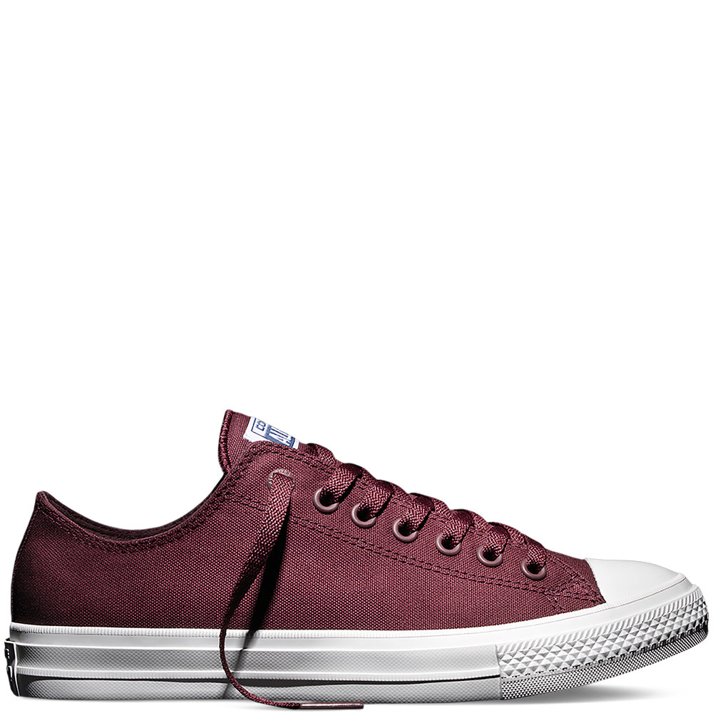 Chuck Taylor All Star II Deep Bordeaux deep bordeaux