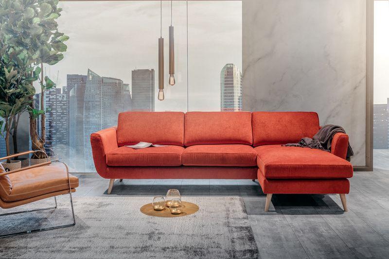 SOUL Lifestyle Smile Sofa | Swedish Design Sofa, Luxury Home Furniture, Living Furniture
