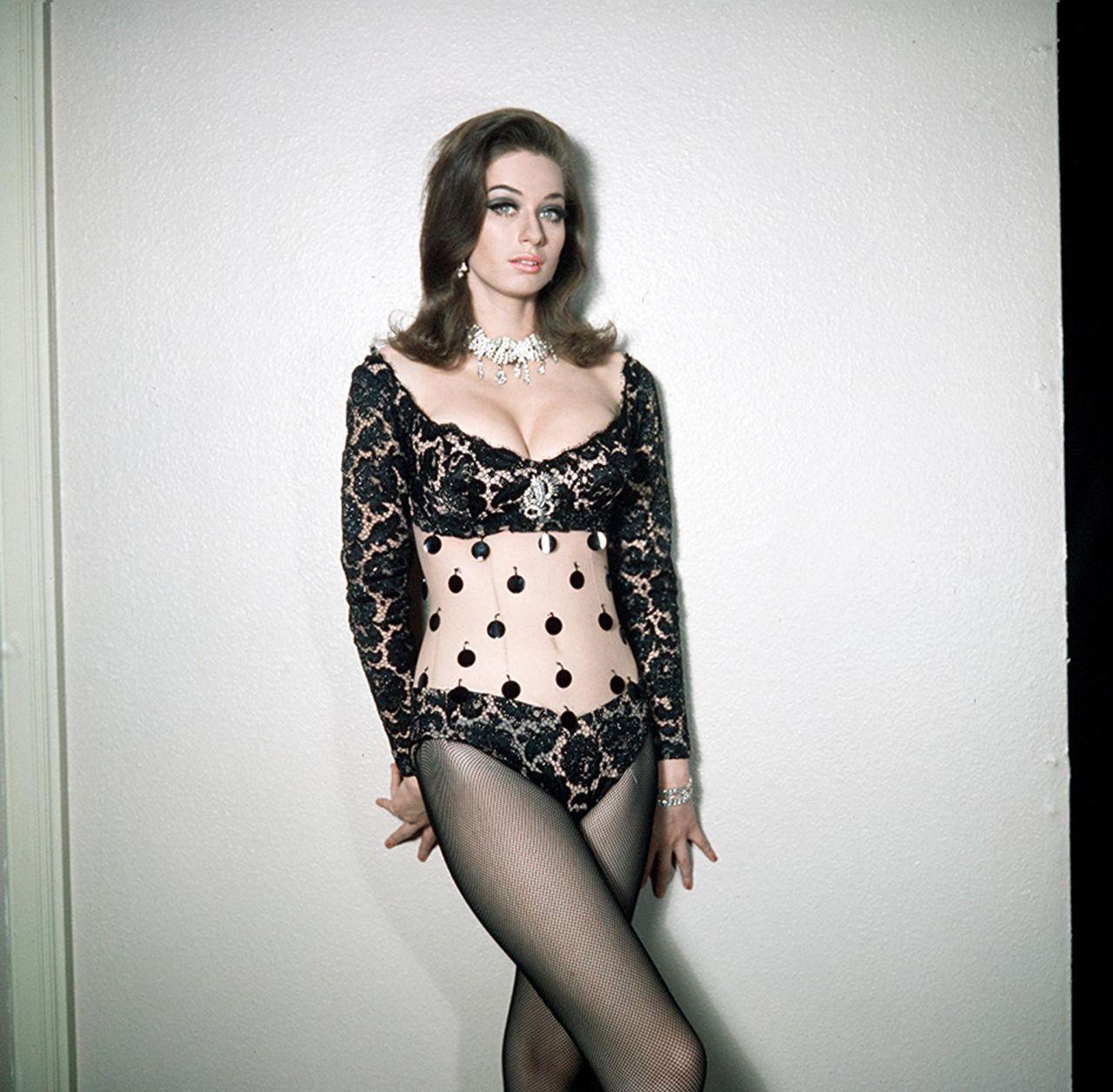 Valerie Leon (born 1943)
