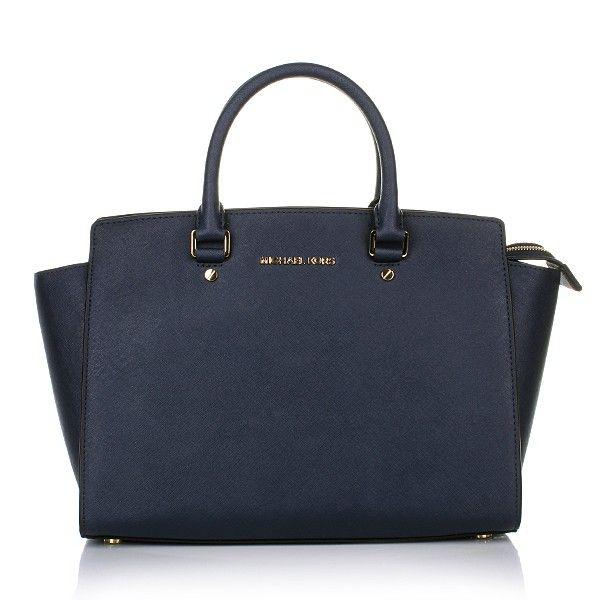 Michael Kors Handtasche Blau
