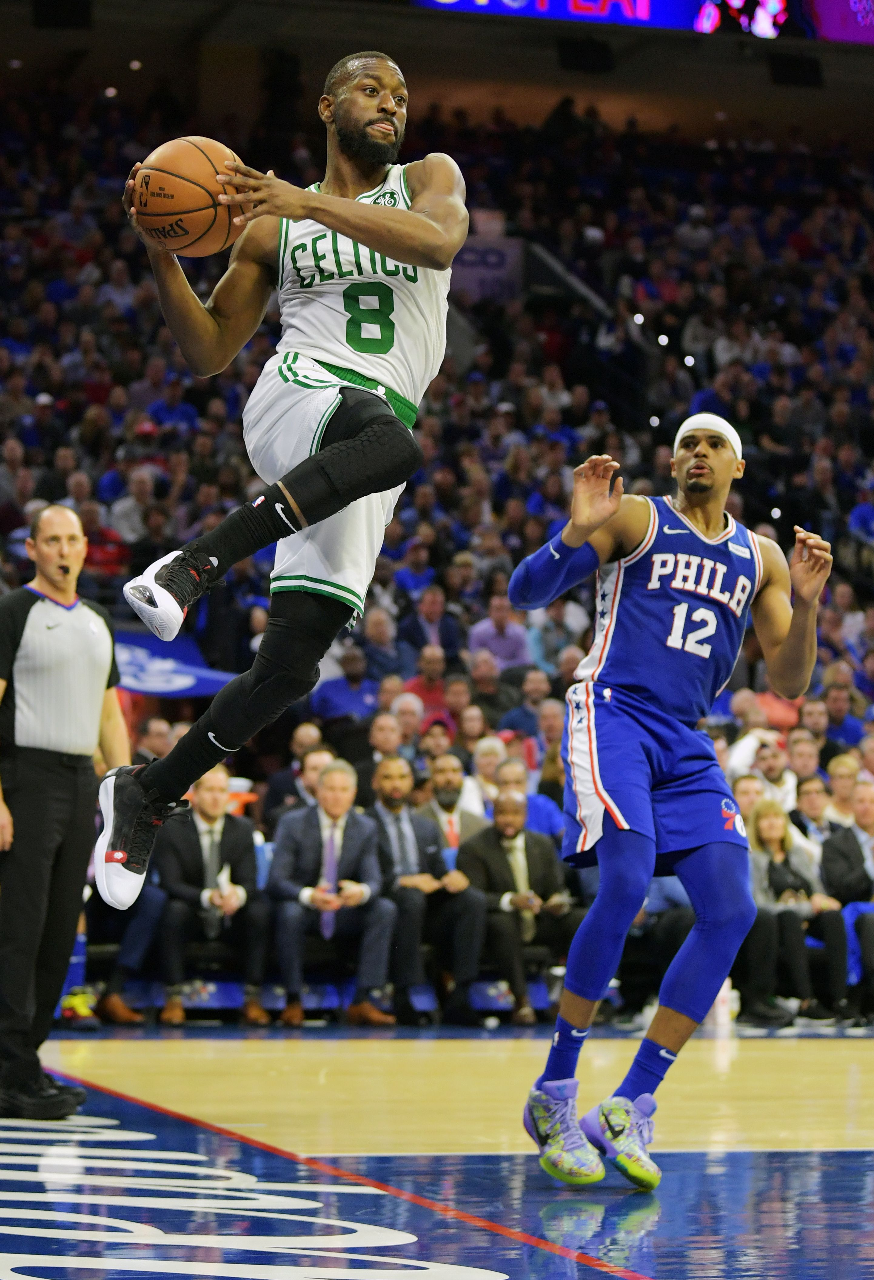 KEMBA WALKER IS READY TO BE HIMSELF FOR THE CELTICS THE in