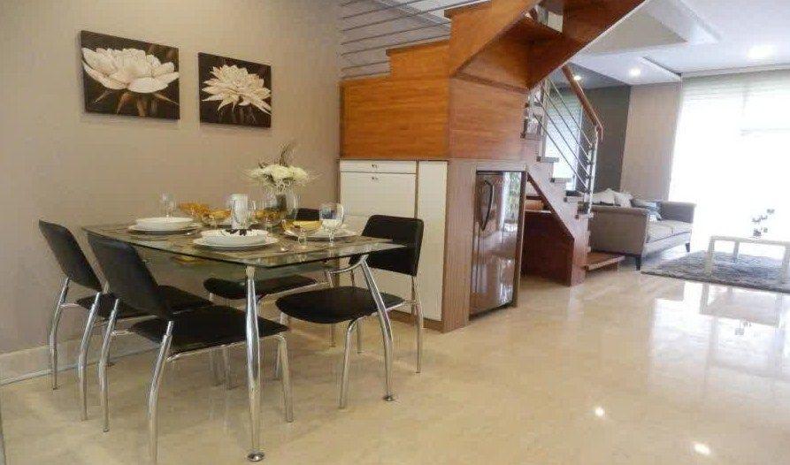 Desain Apartemen 2 Lantai