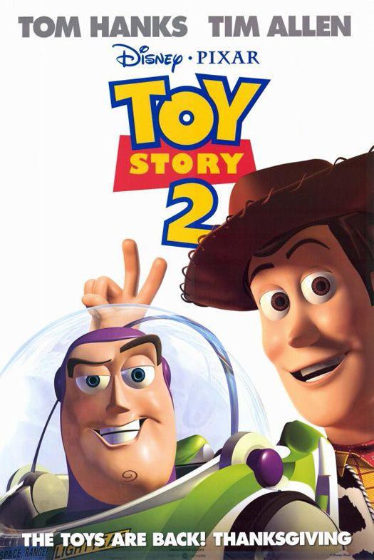 Accedi   Registrati  Toy Story 2 - Woody e Buzz alla riscossa    Un film di John Lasseter, Lee Unkrich. Con Tom Hanks, Tim Allen, Joan Cusack, Kelsey Grammer, Don Rickles.  Titolo originale Toy Story 2. Animazione, Ratings: Kids, durata 94 min. - USA 1999.