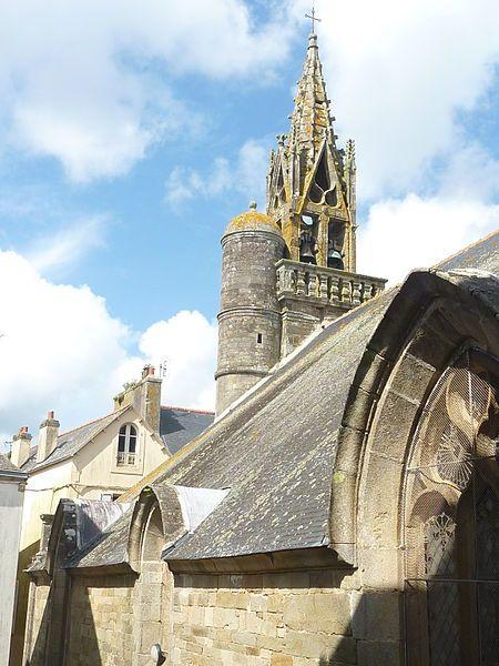 Chapelle Sainte-Hélène à Douarnenez