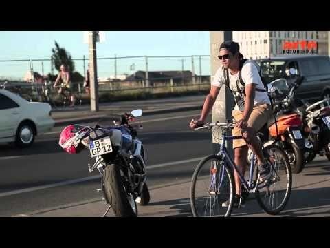 "Berlin : La ""ville-vélo"" - FUTUREMAG - ARTE"