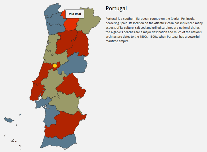 Free javascript map of portugal free javascript maps pinterest free javascript map of portugal gumiabroncs Image collections
