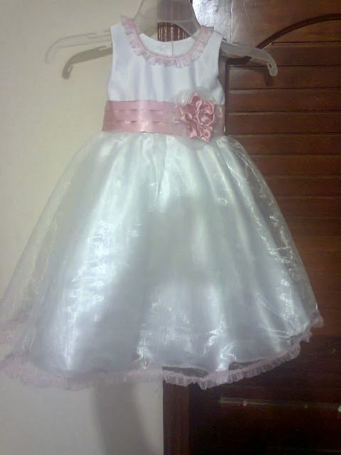 Fachalina Vestido De Bautizo Para Niña De 2 Años Vestidos
