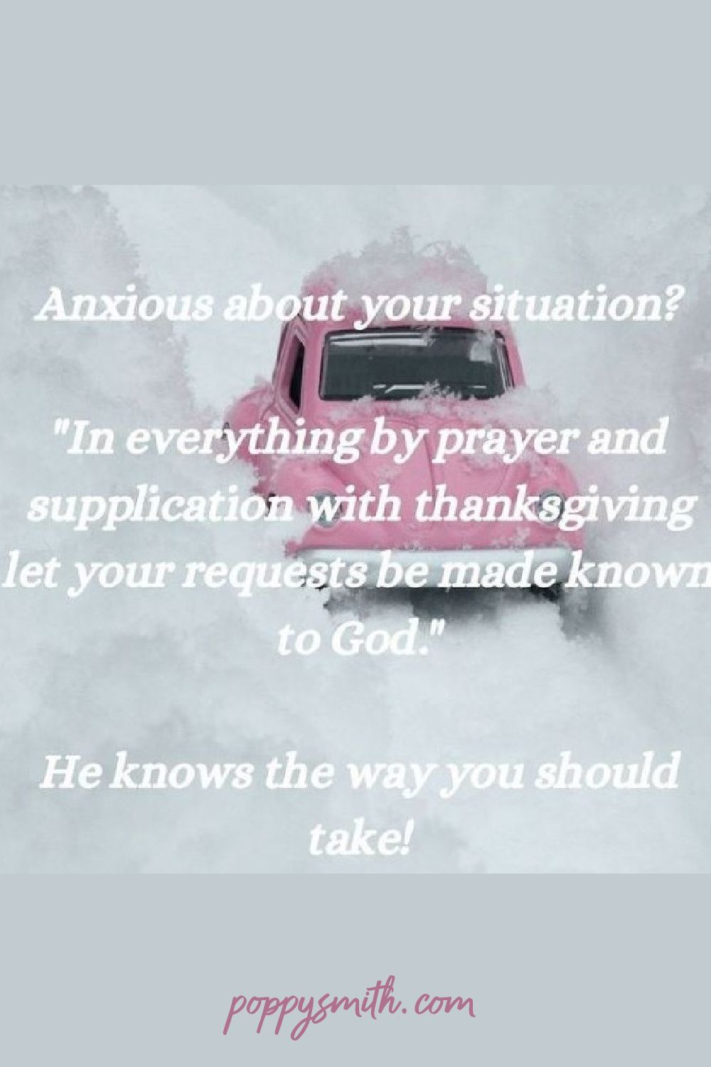 Pin By Poppy Smith On Thrive In 2021 Let It Be Anxious Prayers
