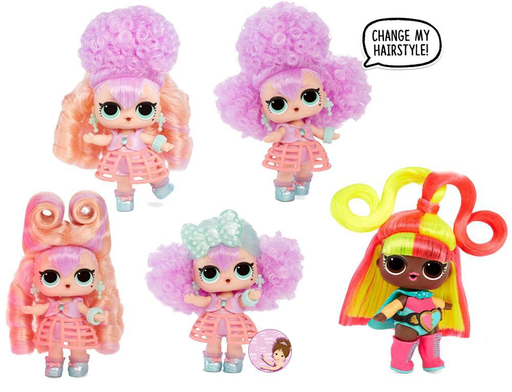 Time to PreOrder Your New L.O.L. Surprise Hairvibes Doll