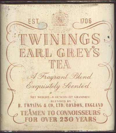 Twinings Earl Grey's Tea
