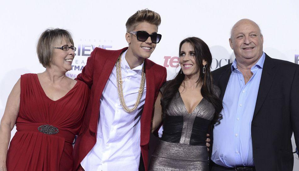 #JustinBieber presentó su nueva película en medio de la locura de sus 'beliebers' [FOTOS]
