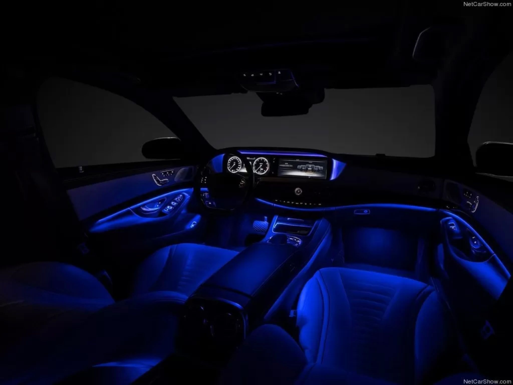S Class Mercedes Interior Car Lights Mercedes S Class Coupe