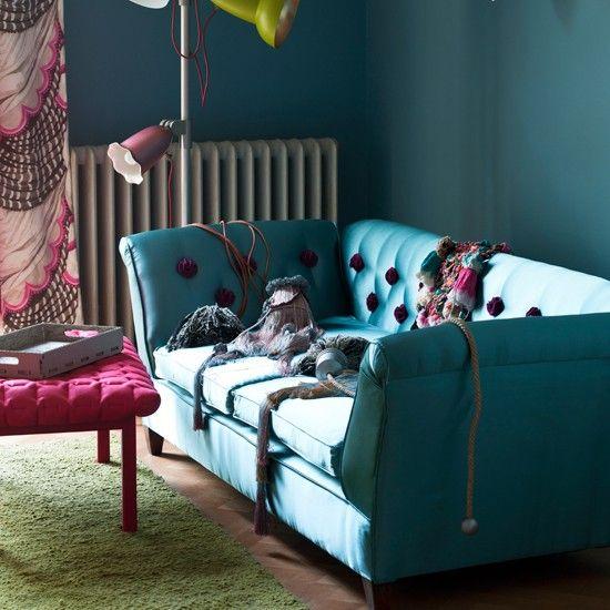 türkis wohnzimmer wohnideen living ideas interiors decoration, Hause deko