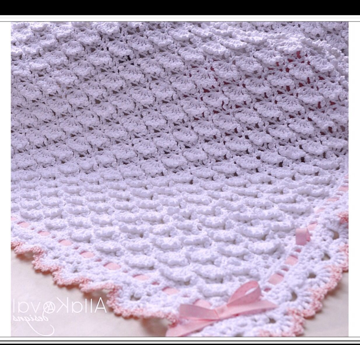 Manta del mar | crocheting | Pinterest