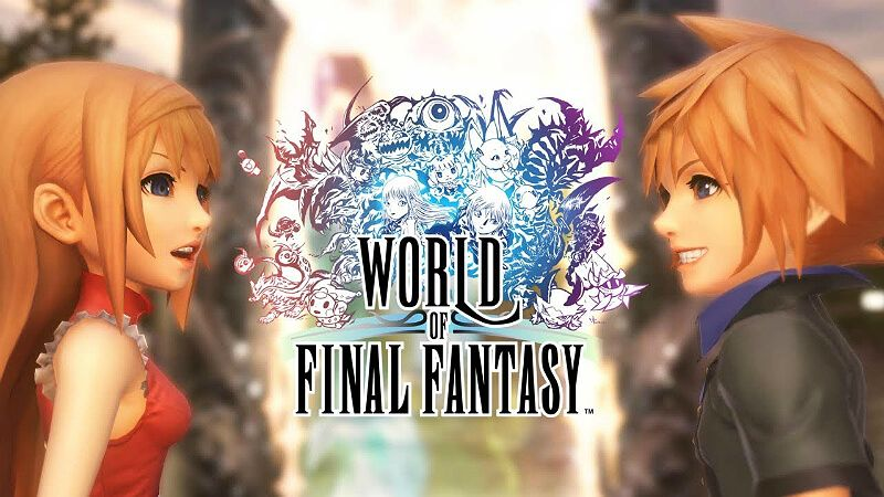 WORLD OF FINAL FANTASY Free Download and Review (с