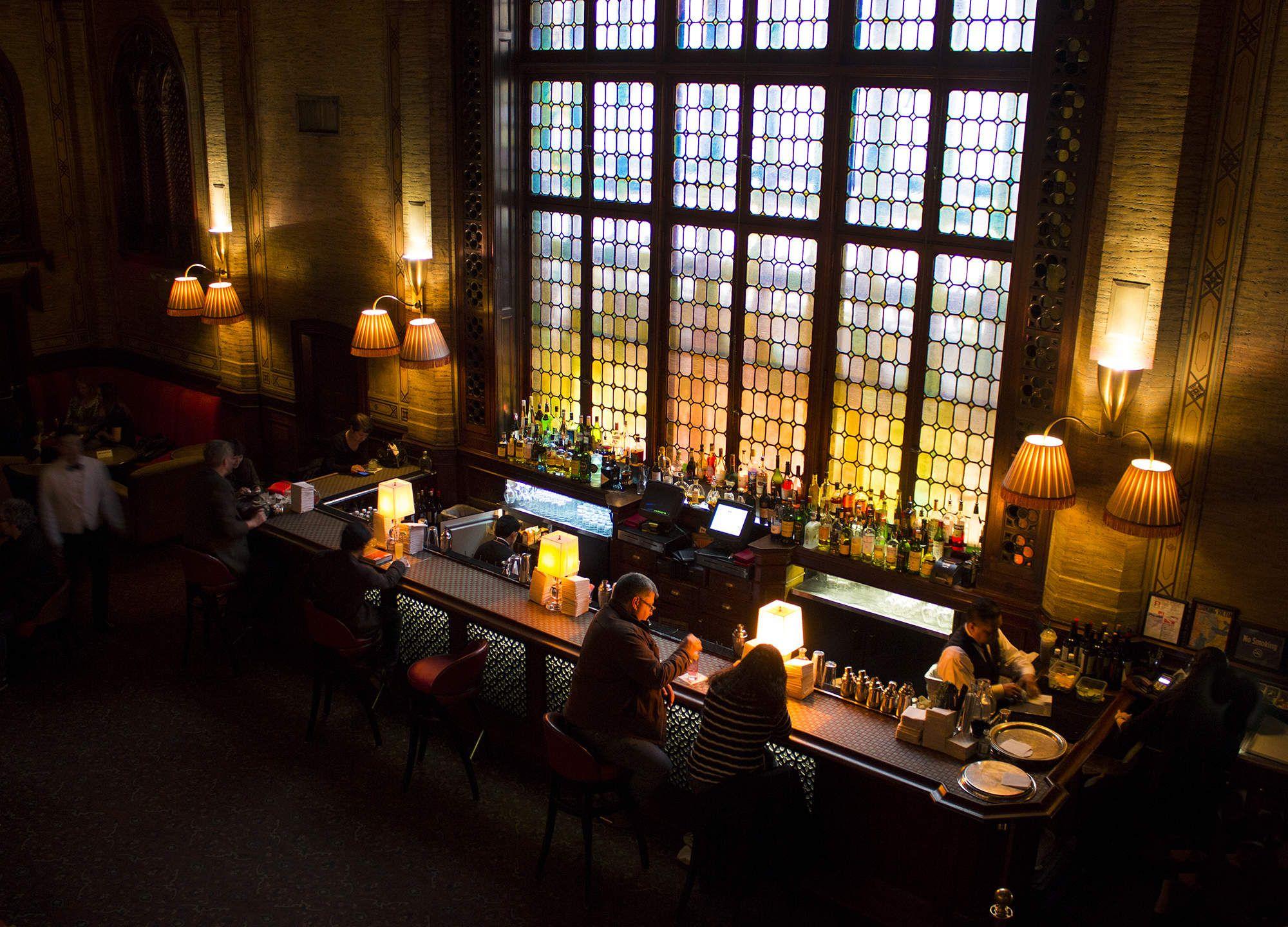 Bars In York City