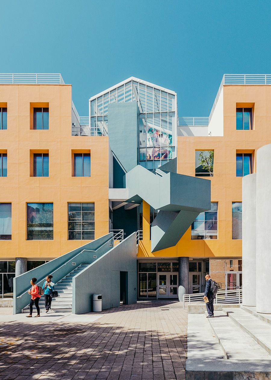 Los Angeles Postmodern Architecture Survey Frank Gehry