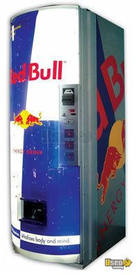 Red Bull Electronic Energy Beverage Vending Machines for ...