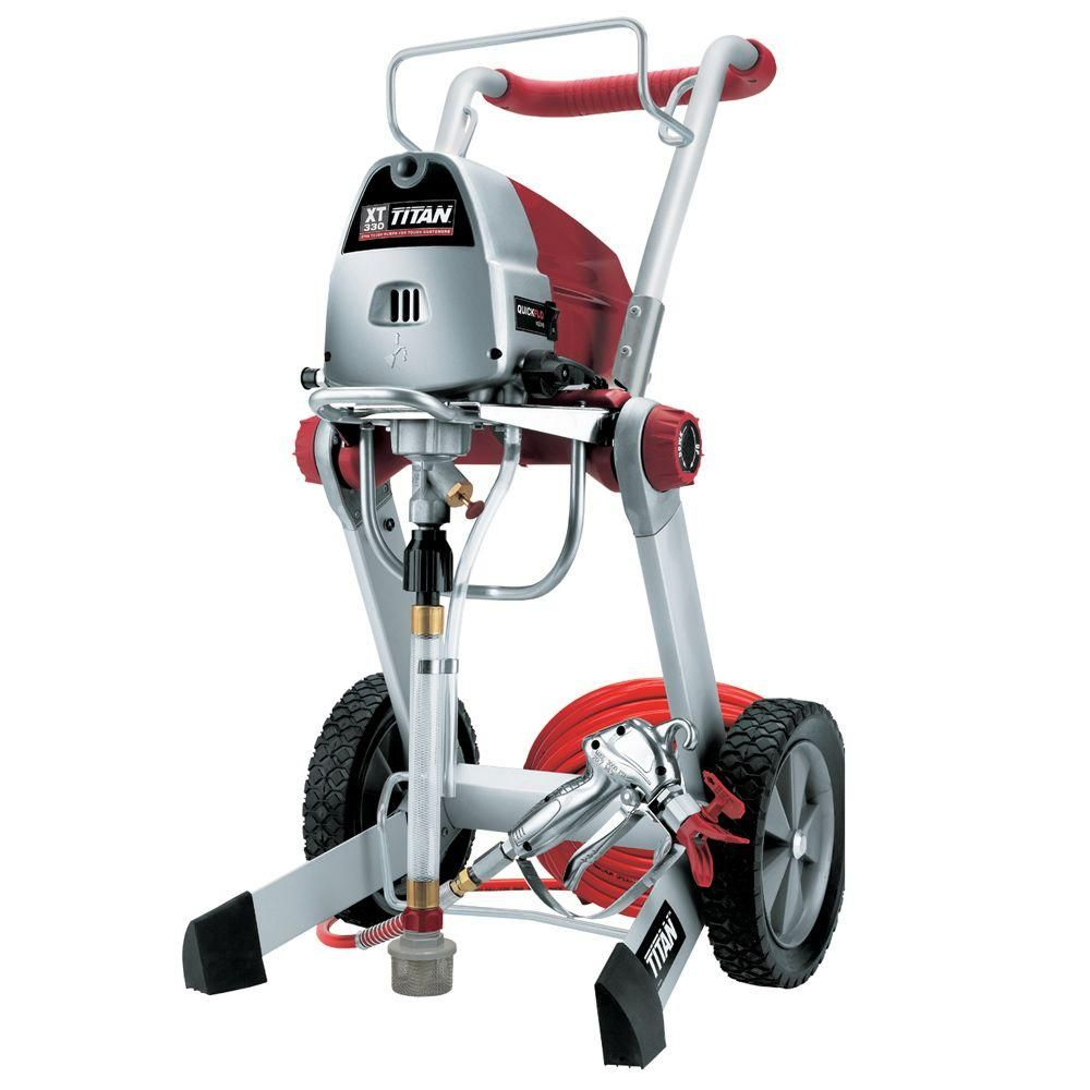 TITAN XT330 Paint Sprayer-0516013 | Products | Best paint