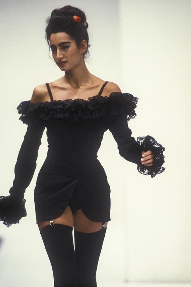 14 Increíbles looks de Dolce & Gabbana en 1992; ¡las tendencias siempre vuelven! – Style