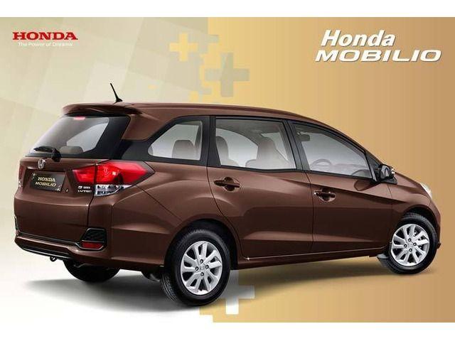 Honda Mobilio S Mt Mobil Honda Mobil Bekas