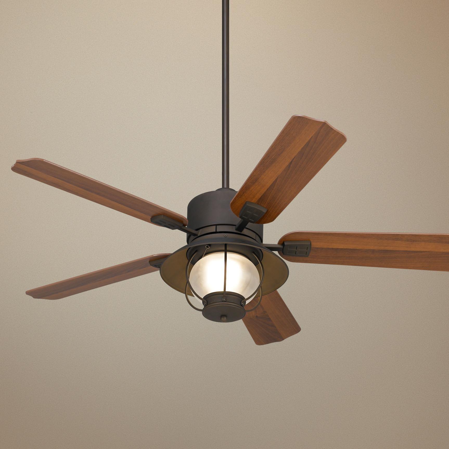 Portola Orb Finish Indoor Outdoor Ceiling Fan P9518 Lamps Plus Ceiling Fan Outdoor Ceiling Fans Ceiling Fan Light Fixtures