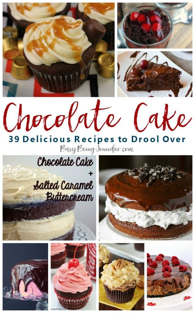Happy Chocolate Cake Day Busy Being Jennifer Tasty Chocolate Cake Yummy Food Dessert Chocolate Dishes