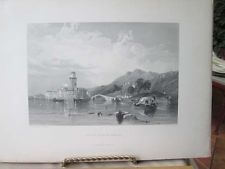 Vintage Print,IN THE GULF OF VENICE,New Gallery British Art,D.Appleton