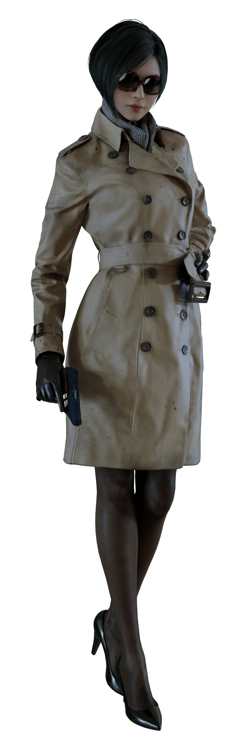 Resident Evil 2 2019 Ada Wong Png 1 By Mintmovi3 On Deviantart Resident Evil Ada Wong Leon S Kennedy