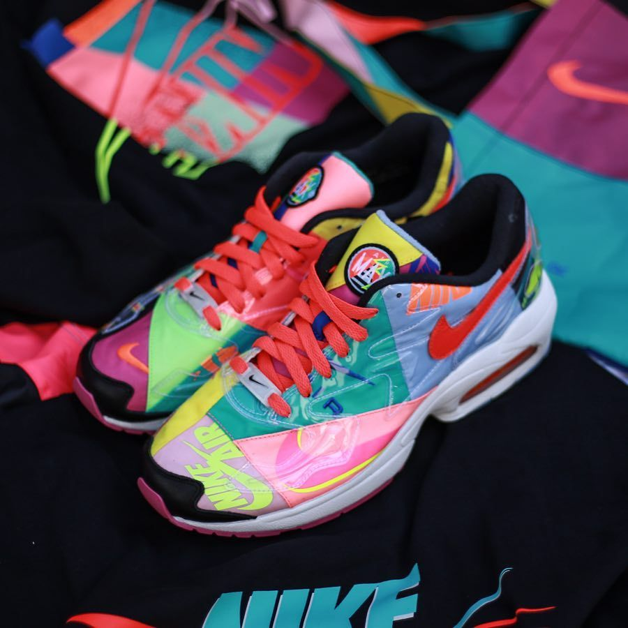 separation shoes 1c4e2 6212d Renowned Japanese retailer atmos reinterprets the classic  94 Nike Air Max  Light 2 for its 25th anniversary. Find out when and where to cop here.