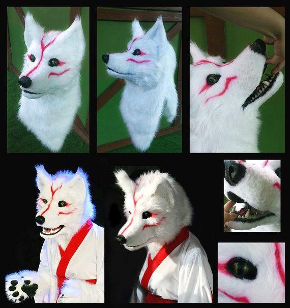 Diy Wolf Fox Dog Hybrid Canine Base Blank For