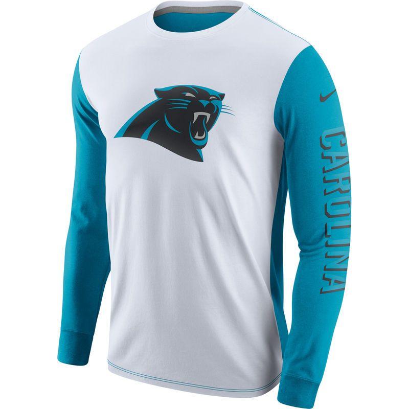 Men's Carolina Panthers Nike White