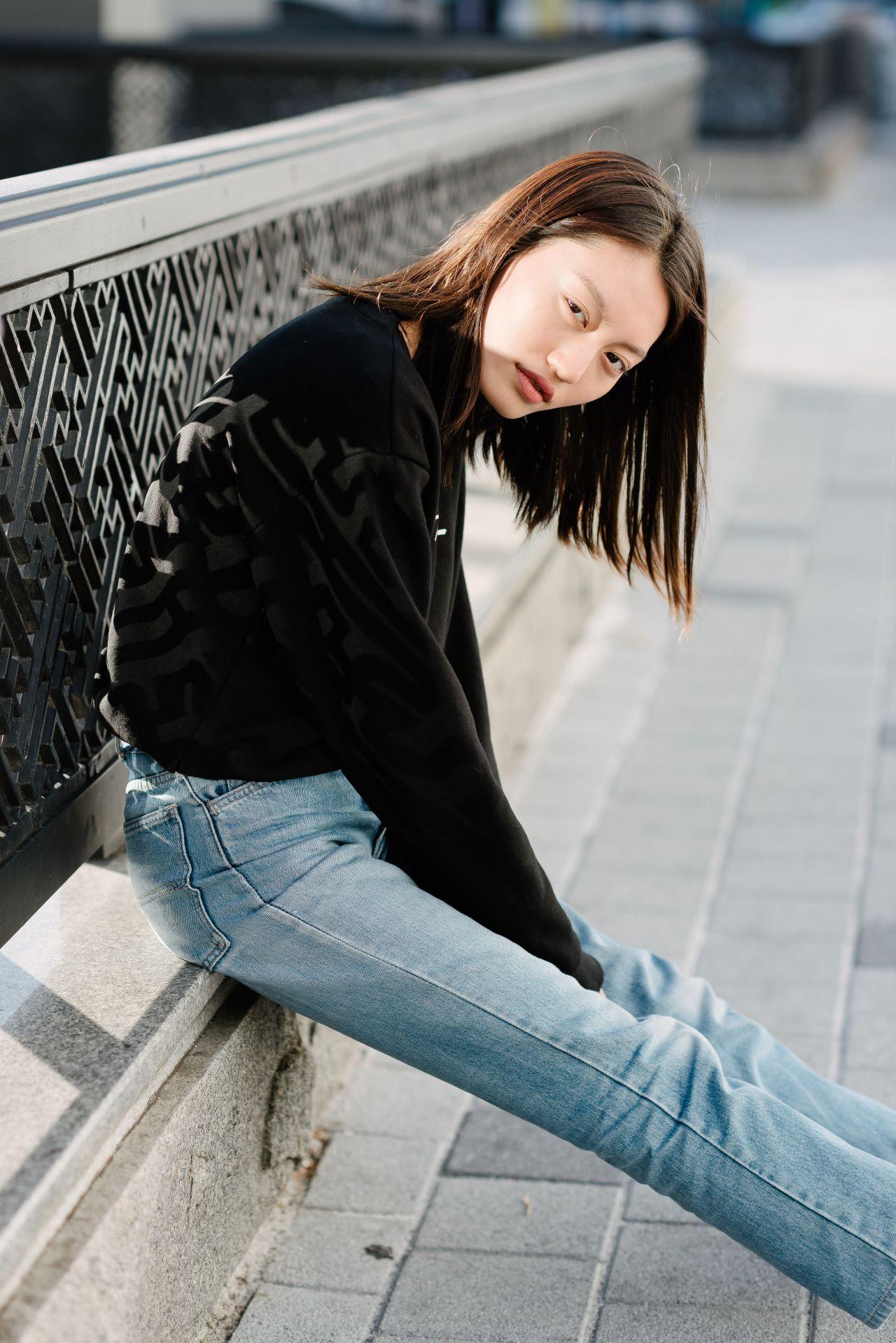Streetstyle go ga young wwwiamalexfinchcom iamalexfinch korea