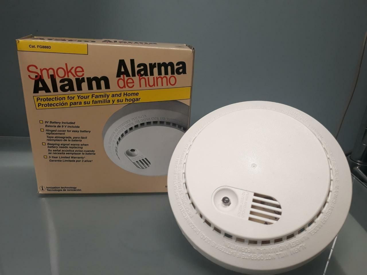 Smoke Alarm Smoke Alarm Ideas Smokealarm Firealarm New Family