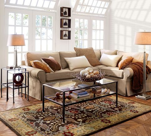 Tanner Coffee Table Nesting Tables Pottery Barn
