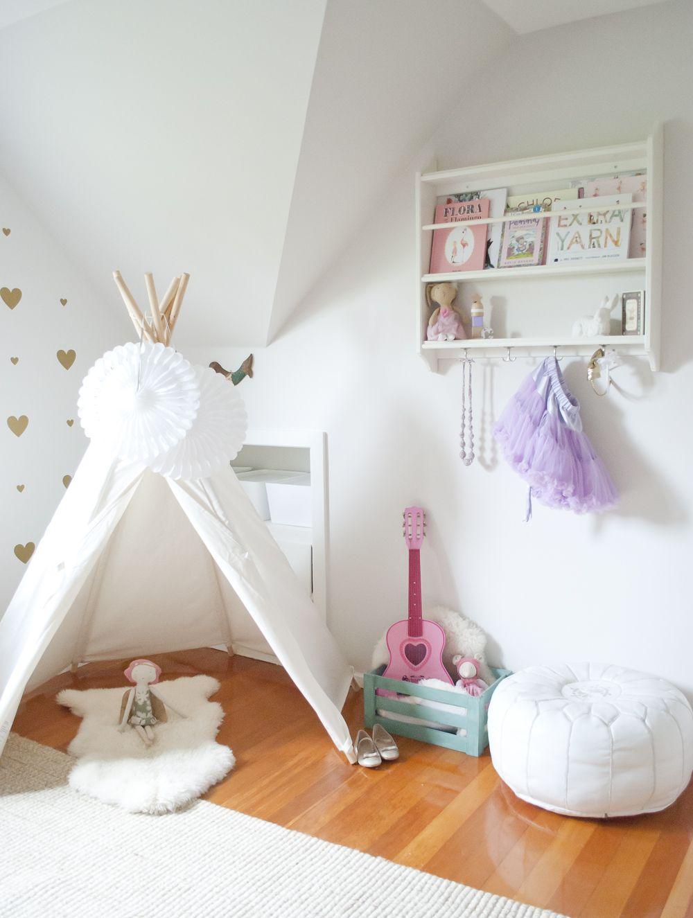 Bedroom For Girl Interior Design Chloe's Big Girl Bedroom  Room Interior Design Room Interior And