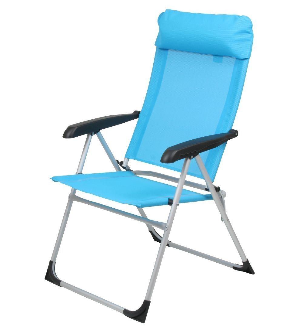 10t Camperchair Alu Campingstuhl Klappstuhl Textilene H
