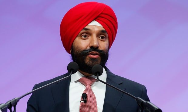 Navdeep Bains: US apologizes after Canada minister told to ...