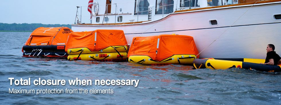 Switlik Marine Survival designs and manufactures man overboard safety equipment, offshore and coastal life rafts, for recreational and commercial boaters.