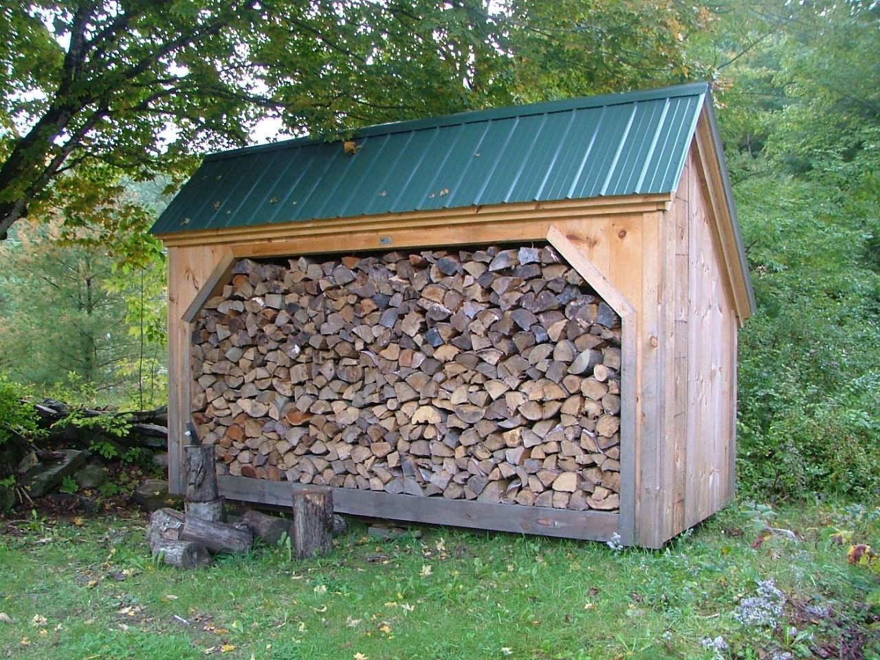 Best Woodbin Firewood Shed Backyard Storage Sheds Small 400 x 300