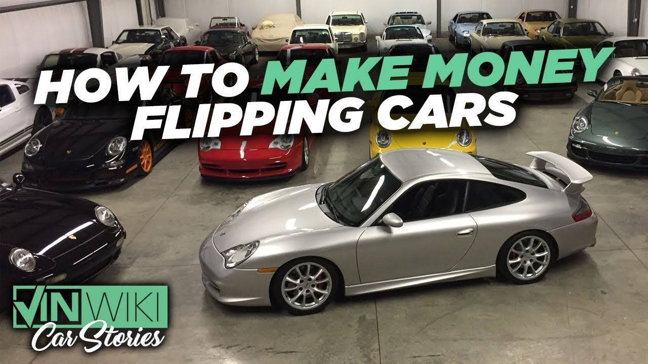 How you can make money flipping cars start up business