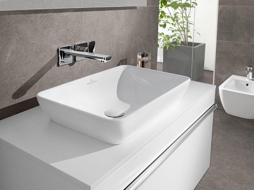 41135501 Villeroy \ Boch V\B Venticello Toppmontert servant - badezimmer villeroy und boch